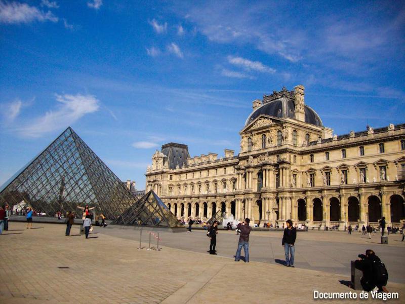 Paris onde fica