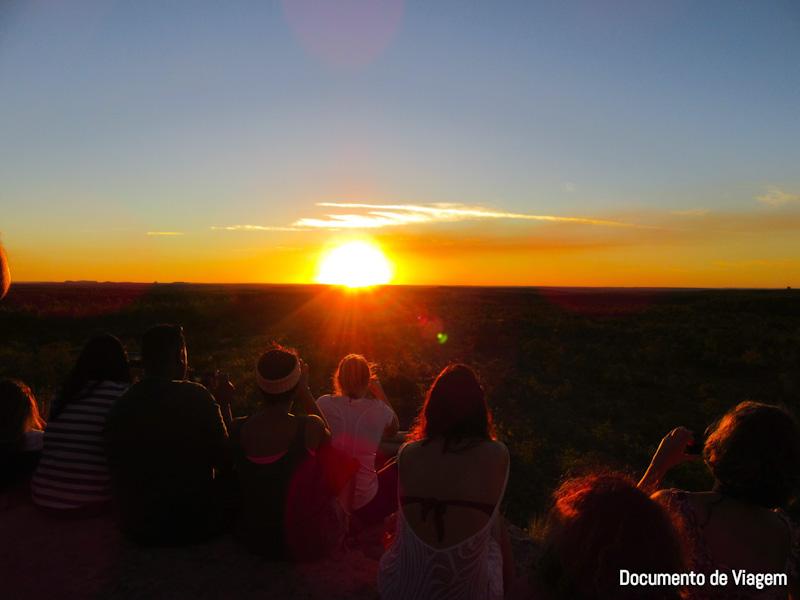 Pôr do Sol Jalapão