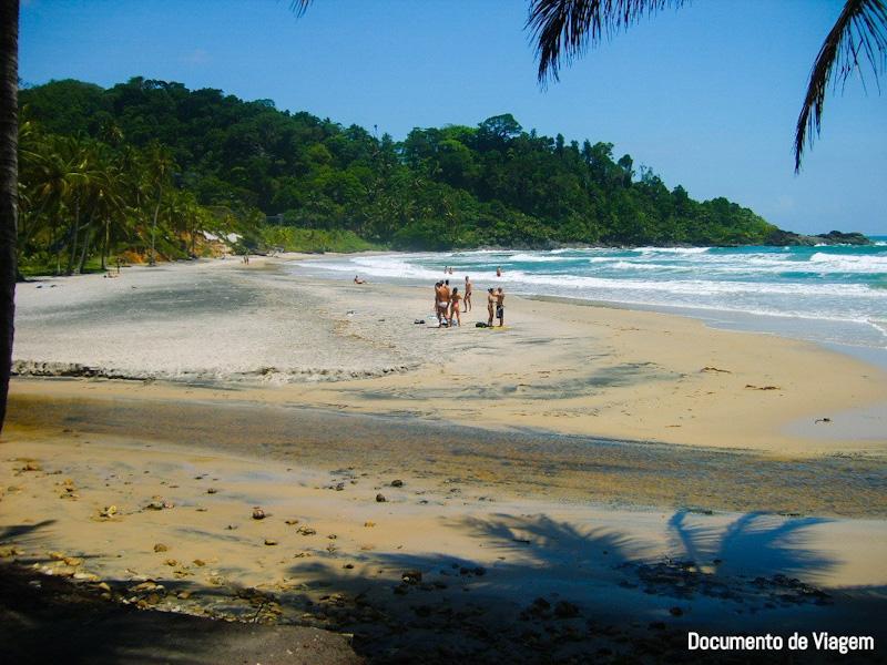 Quatro praias Itacaré