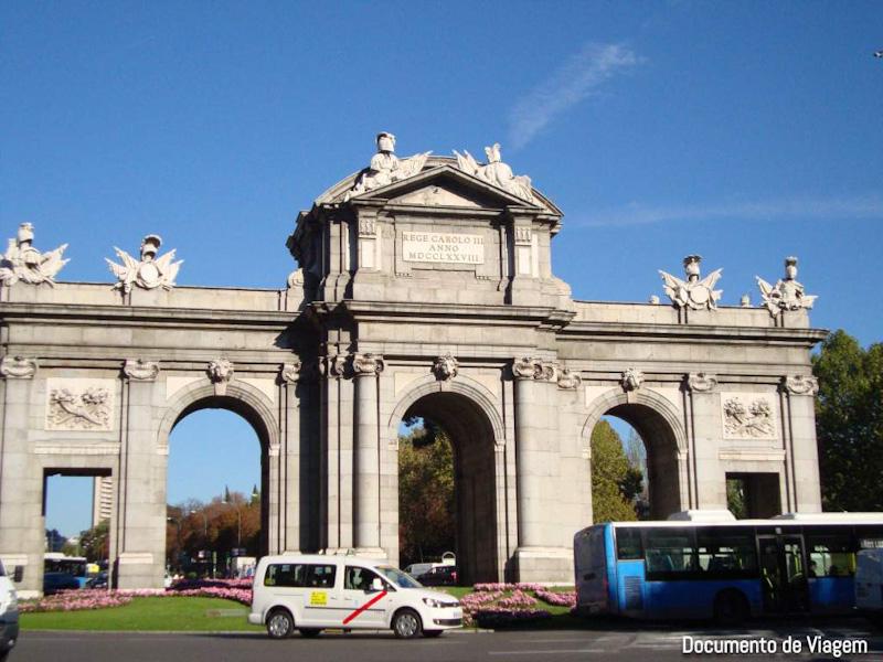 O que conhecer Madrid