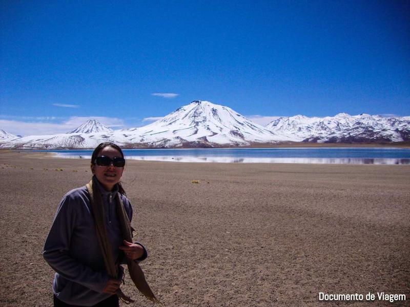 Lagunas Altiplânicas e Salar de Atacama