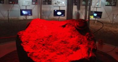 Museo del Meteorito em San Pedro do Atacama