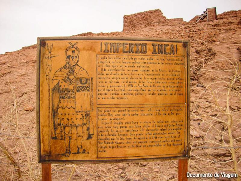 Pukara de Quitor Atacama