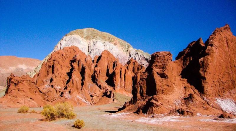 Vale do Arco-Íris Atacama