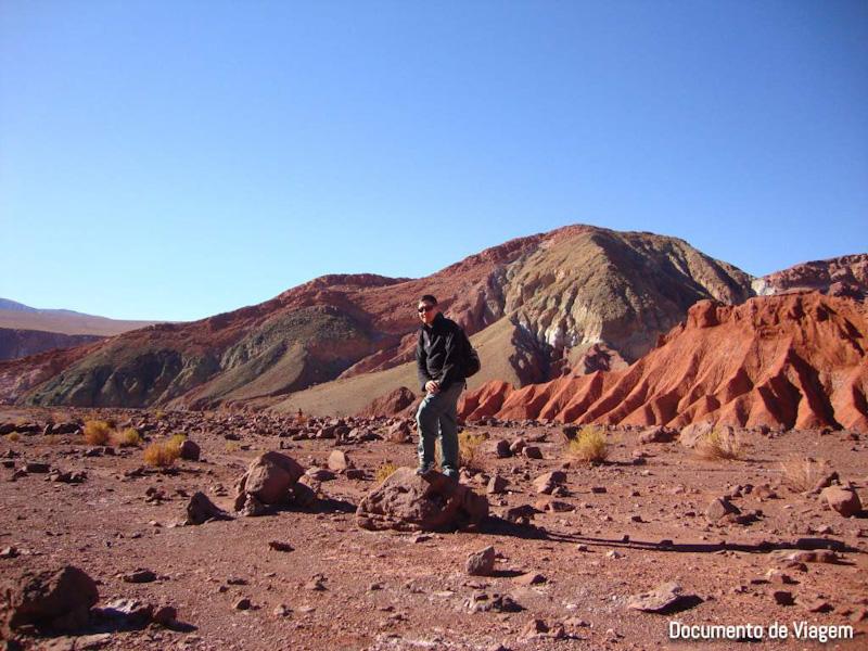 Vale do Arco-Íris Chile