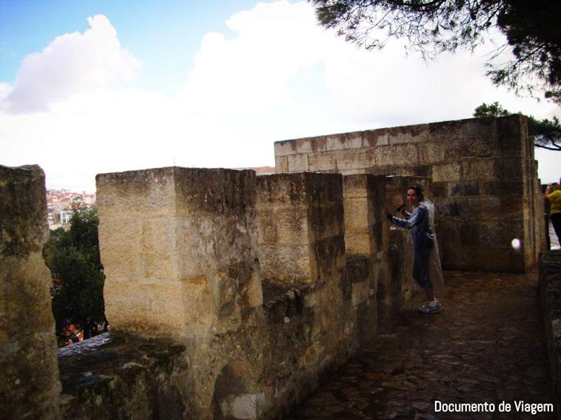 Onde fica Castelo de São Jorge