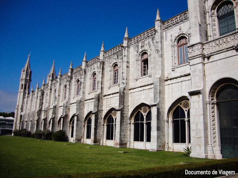 O que ver no Mosteiro dos Jerónimos
