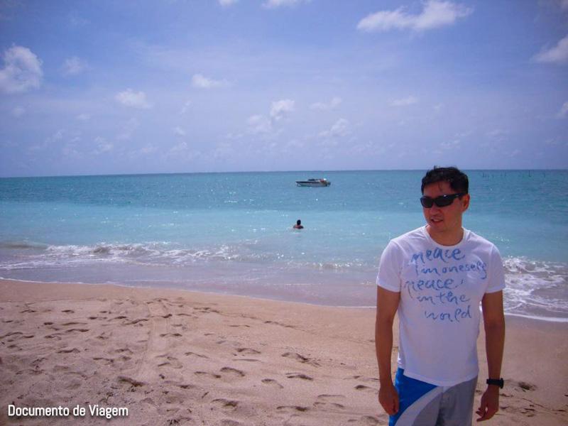 Praia De Burgalhau Alagoas
