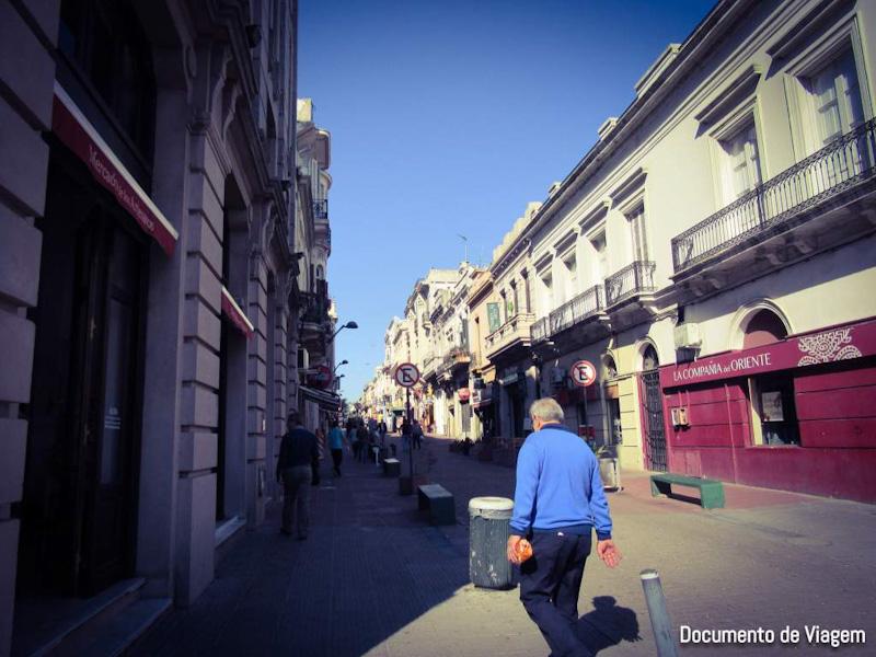 Região Central - Mercado del Puerto