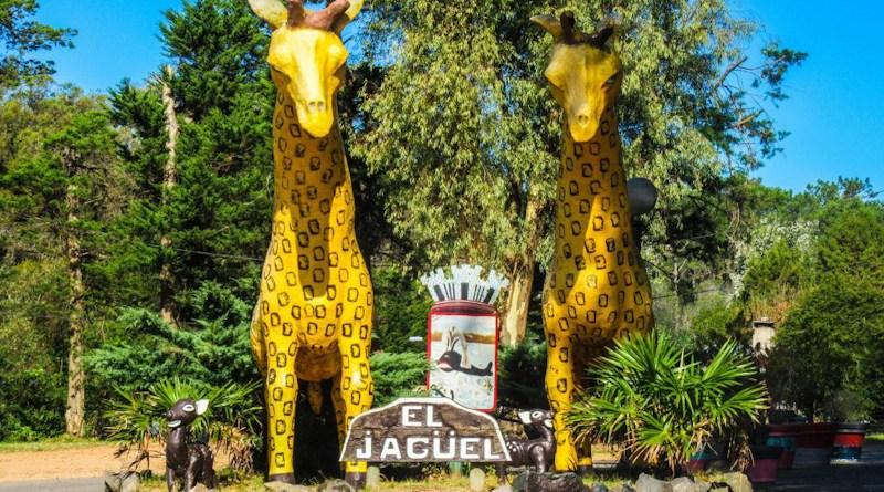Parque El Jaguel em Maldonado