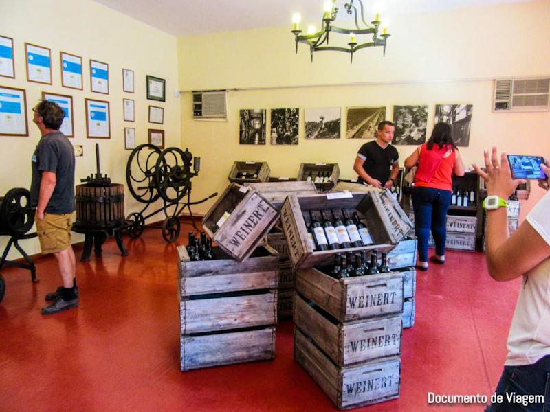 Como ir as vinícolas em Mendoza