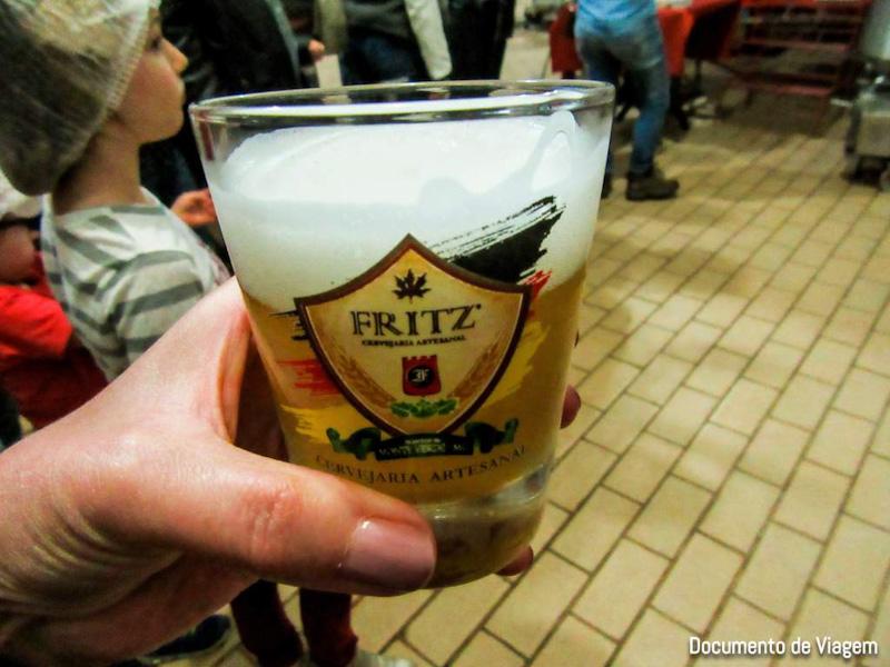 Degustação Fritz