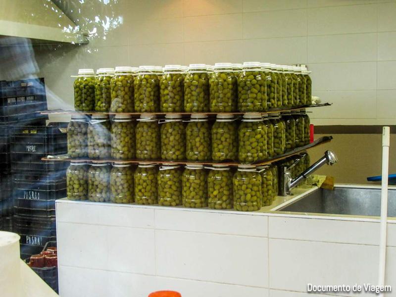 Fábrica de Azeite em Mendoza
