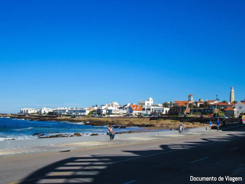 Praia de los Ingleses Punta del Este
