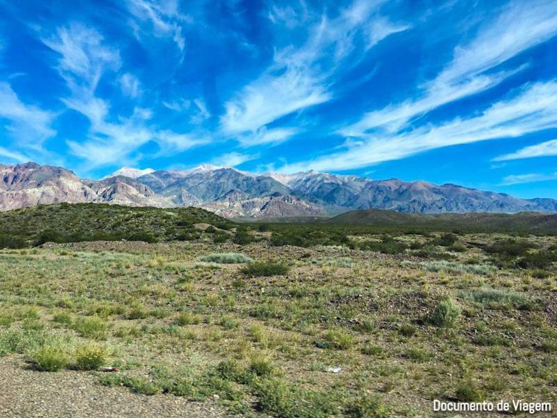 Passeio de Alta Montanha Mendoza
