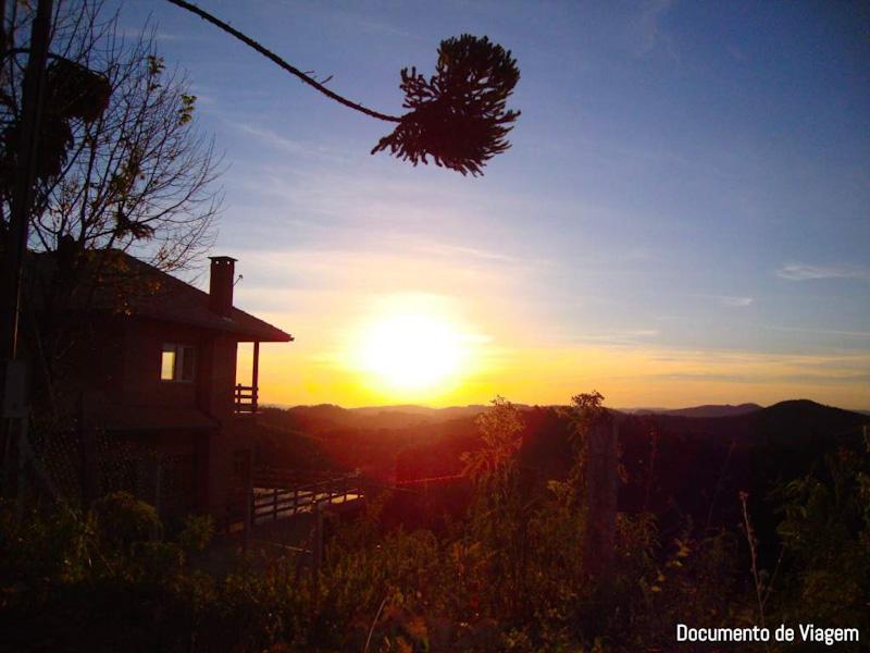 Monte Verde pôr do sol
