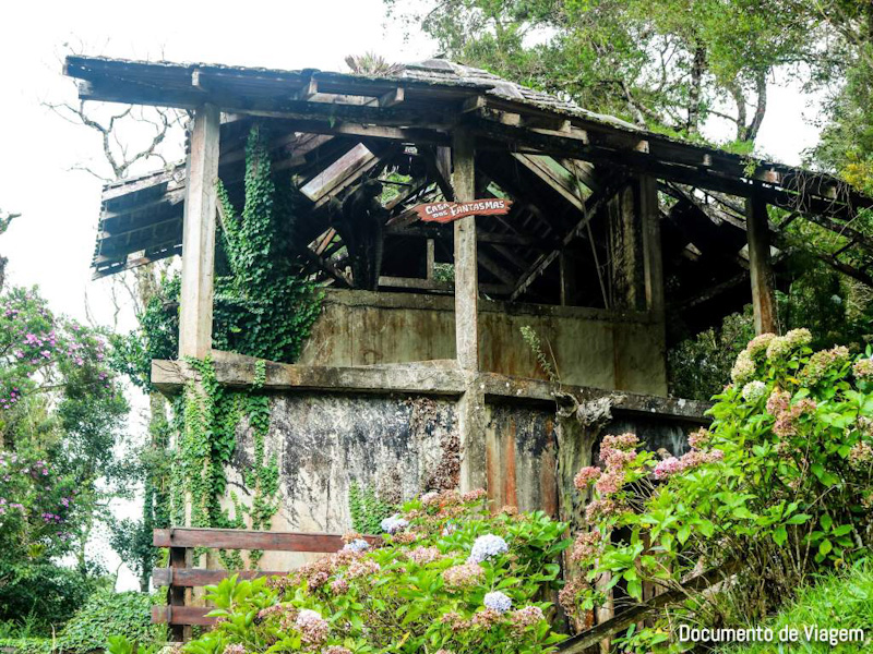Casa do fantasma