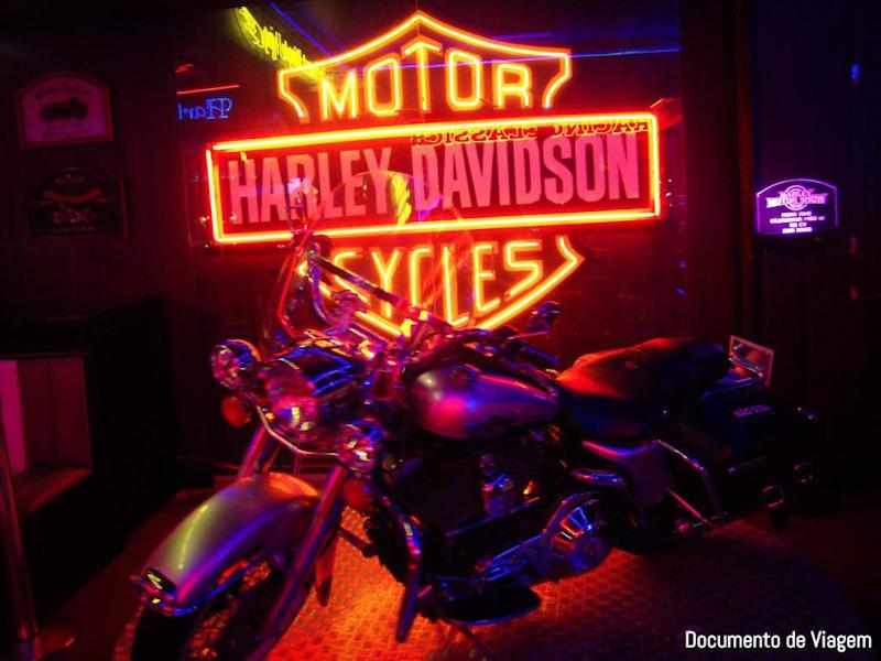 Museu Harley Motor Show