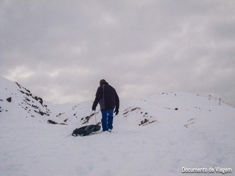 Farellones e Valle Nevado
