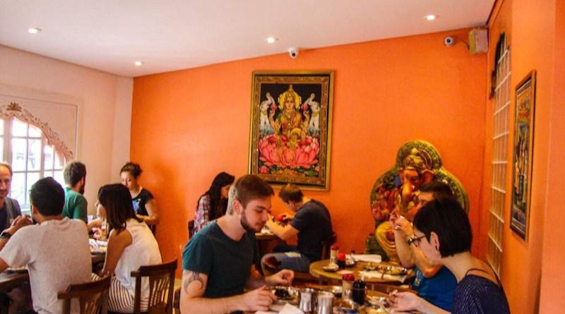 Gulab Hari restaurante indiano