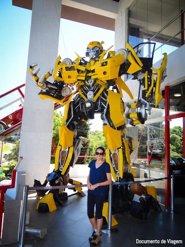 Transformers Bumblebee Camaro Amarelo