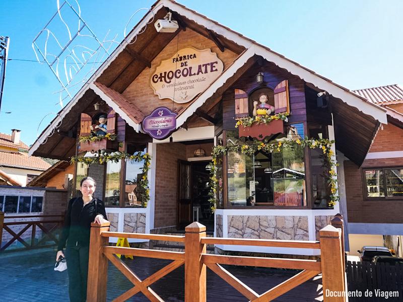 Chocolateria Monte Verde