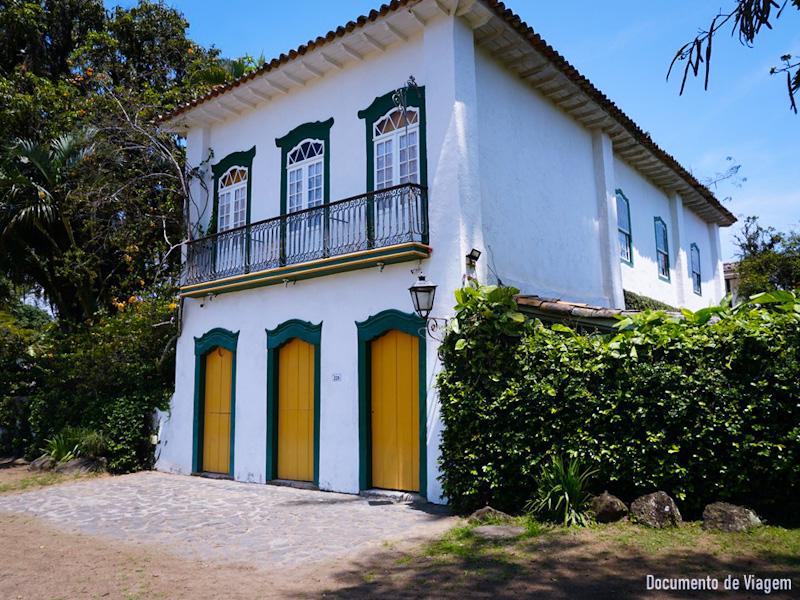 Casa do Príncipe City Tour em Paraty