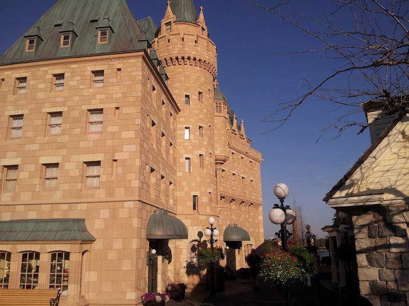 Castelo França Epcot
