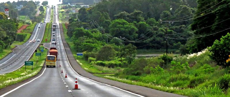 Aluguel de carro em Foz do Iguaçu