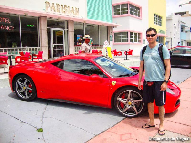 Aluguel de carro Miami e Fort Lauderdale