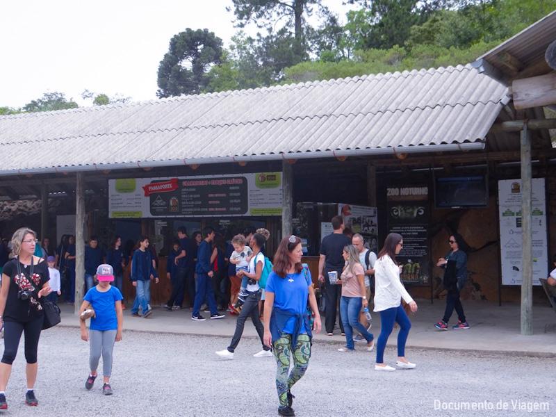 Bilheteria Parque Gaúcho + Gramado Zoo