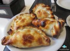 Empanadas em Mendoza