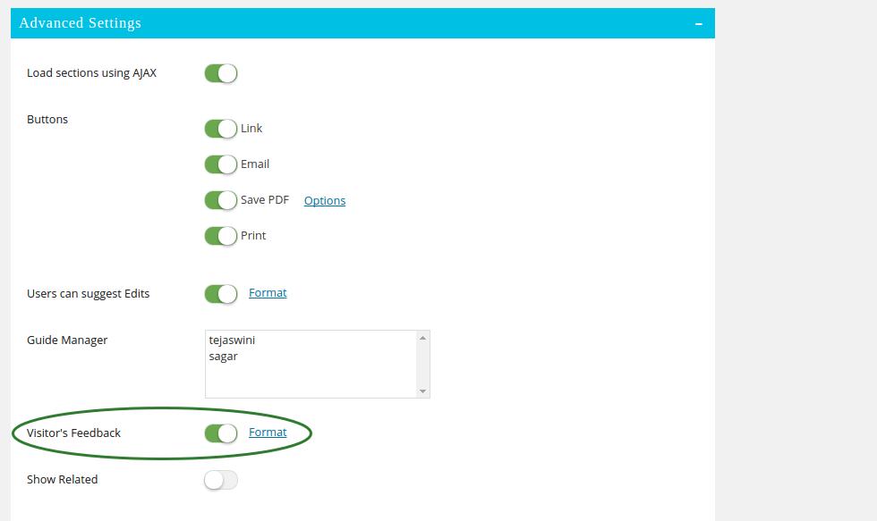 visitor_feedback