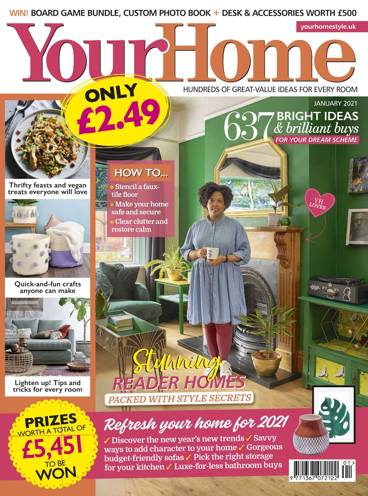 your home issue 01 2021