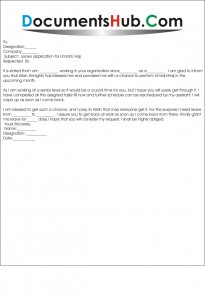 letter applicaties sample of leave application letter to sick leave 5302