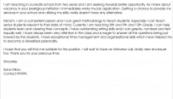 Job Opportunities     Academic Trainers