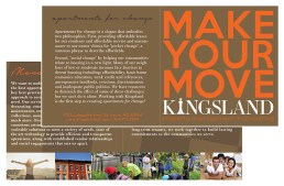 Brochure for Kingsland Properties
