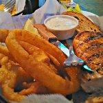 oyster pub fish sandwich