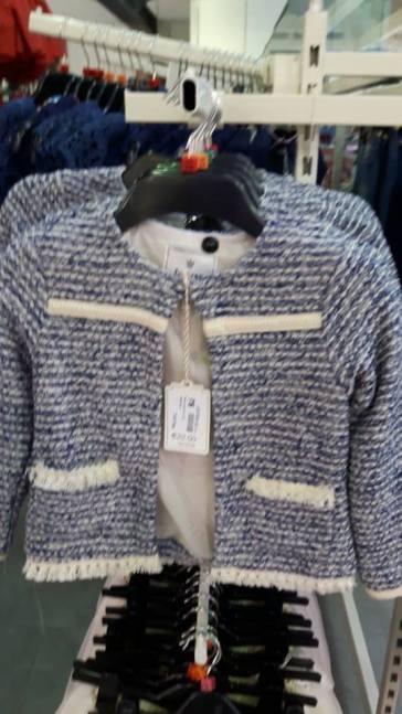 heatons girls chanel tweed