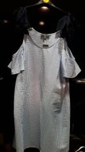 16th stripe penneys dress