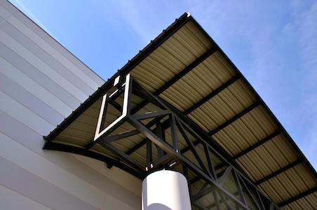 Bâtiment industriel SAS Element
