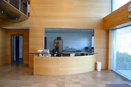 Bureaux CPB accueil