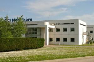 CCI Nord Isère façade