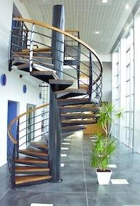 CCI Nord Isère escalier