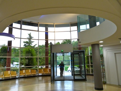 Clinique Val Ouest intérieur