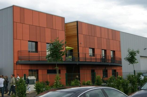 DESIGN BOIS façade