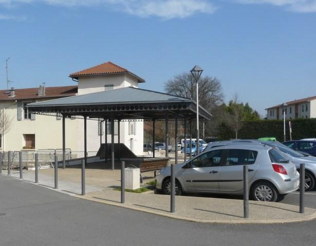 Halle St Symphorien Extérieur