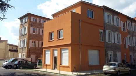 Plateaux logements Extérieur2