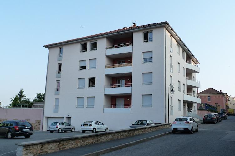 SEMCODA Bourg-de-Thizy Façade