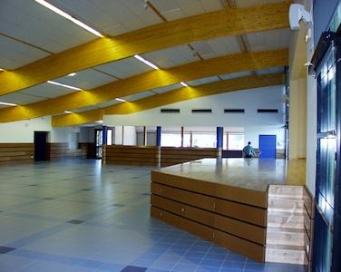 Salle des fêtes Saint-Igny de Vers intérieur